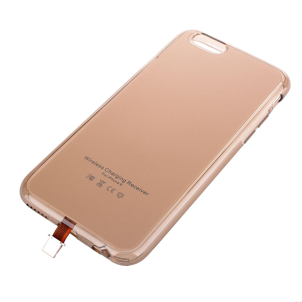 Iphone 6 And Iphone 6s Wireless Charging: IPhone 6 And IPhone 6s Wireless Charging Case